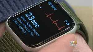 Apple Watch Leads to Man's Diagnosis of Atrial Fibrillation [Video]