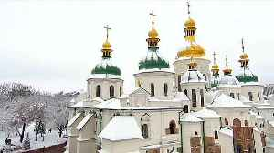 Ukraine splits from Russian Orthodox Church after three centuries [Video]