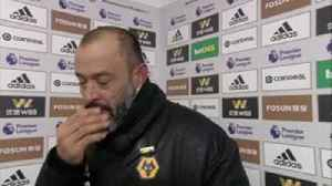Nuno: I'm very proud of my players [Video]