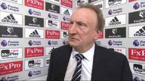 Warnock slams referee selection [Video]