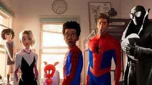 'Into the Spider-Verse' Grabs Top Spot At The Box Office [Video]