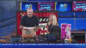 Holiday Gift Ideas For Men [Video]