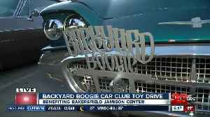 Local car show hosting toy drive Saturday [Video]