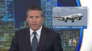 American Airlines Flight Makes Emergency Landing Over Mechanical Issue [Video]