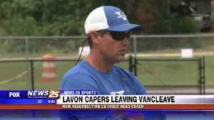 Lavon Capers leaving Vancleave to be new Resurrection Catholic head coach [Video]