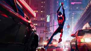 'Spider-Man: Into the Spider-Verse'Gets Good Start At Box Office [Video]