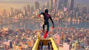 Spider-Man: Into The Spider-Verse Slings A Box Office Web [Video]