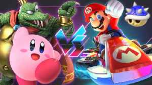 Super Smash Bros. Ultimate Vs. Mario Kart 8 Deluxe -- Which Is The Best Multiplayer Nintendo Switch [Video]