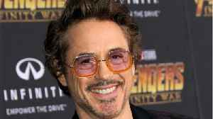 Robert Downey Jr. Posts About 'Avengers: Endgame' [Video]
