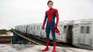 What Did Tom Holland Think Of 'Spider-Man: Into The Spider-Verse'? [Video]