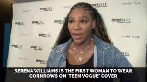 Finally Some Cornrows On Teen Vogue Cover [Video]