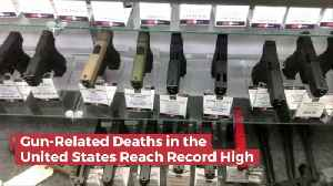 Gun Related Deaths In The United States Are Out of Control [Video]