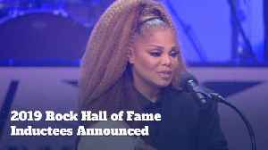 New Rock Hall Of Fame Inductees [Video]
