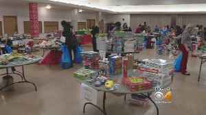 Holiday Shop Offers Parents, Guardians A Chance To Fulfill Christmas Wishes [Video]