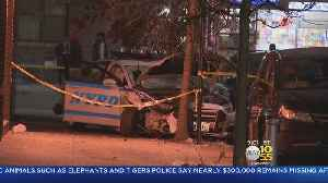 Cops Hurt In Crash While Responding To Call In Brooklyn [Video]