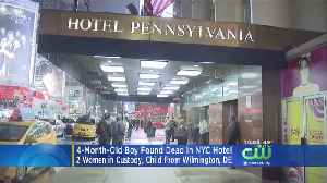Baby Boy From Delaware Found Dead In New York City Hotel [Video]