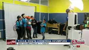 OPD's PACE program hosts eventful night for local youth [Video]