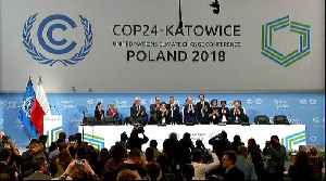 COP24: Nations agree on global climate pact rules after impasse [Video]