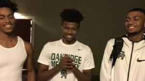 Oak Ridge players talk national ranking and Niven Glover on SportsCenter [Video]