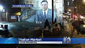 Police Searching For Suspect Caught On Camera Stealing Nativity Scene From Italian Market [Video]