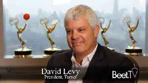For Turner's Levy, Viewers And Traditional TV Ecosystem Are Top Priorities [Video]