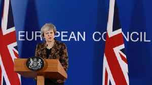 News video: UK Government Has No Plans for Second Brexit Referendum