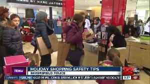 Keeping yourself safe during holiday shopping season [Video]