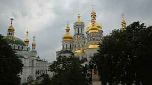 Ukrainian Orthodox Leaders Announce Church's Independence [Video]