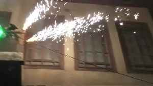 Damascus prepares for Christmas without mortar fire [Video]