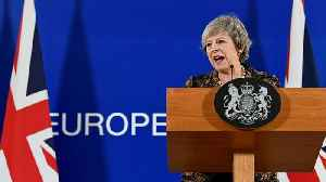 May defies calls for second referendum & waits on Europe [Video]