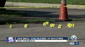 PBSO: 1 suspect fatally shot near West Palm Beach, 1 suspect at large, victim in critical condition [Video]
