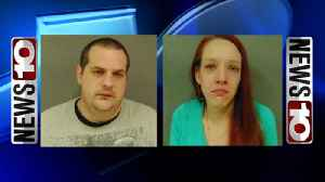 2 arrested on felony drug charges [Video]
