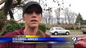 EXCLUSIVE: Step-daughter of Springfield man stabbed by son speaks out [Video]