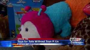 TOYS FOR TOTS TAKES HIT AFTER TOYS R US BANKRUPTCY [Video]