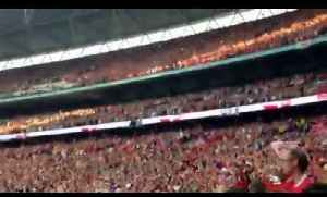 FA Cup: Final Whistle Arsenal Are The FA Cup Champions 2014 [Video]