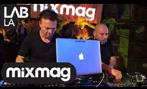 PETE TONG and JESSE ROSE All Gone Miami '15 Lab LA takeover (DJ Sets) [Video]