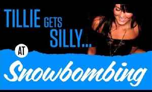 Tillie Gets Silly...at Snowbombing [Video]