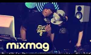 Ultimate Old Skool UK GARAGE / house DJ mix by two legends in The Lab LDN [Video]