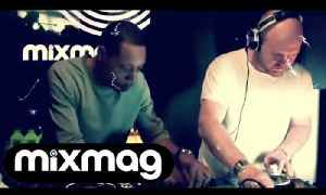 EXIST (Atjazz & Karizma) DJ set in Mixmag's DJ Lab [Video]