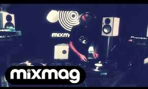 KiNK house and techno vinyl set in Mixmag's Lab [Video]