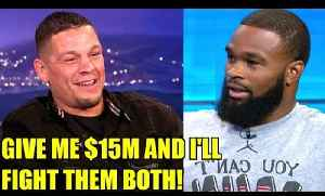 A MMA Legend is ready to make a comeback and fight Woodley & Nate for $15M,Chael on Conor McGregor [Video]
