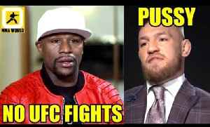 I never said i was going to fight in the UFC I'm not doing it,Conor McGregor reacts,DC,Bisping [Video]