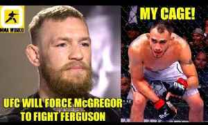 UFC will force Conor Mcgregor to fíght Ferguson and when they fíght Tony will TKO Conor,Khabib,GSP [Video]