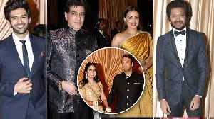 Isha Ambani Full Wedding Reception Video | Kartik Aaryan, Hema Malini, Reteish Deshmukh & More Stars [Video]
