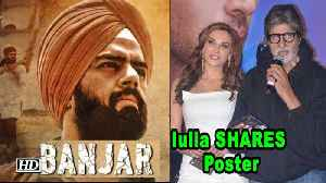 Iulia Vantur SHARES Maniesh Paul's SIKH LOOK from 'BANJAR' [Video]