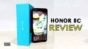 Tech Review | Honor 8C [Video]