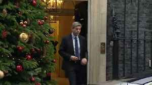 PM departs Downing Street to address Commons on EU Summit [Video]