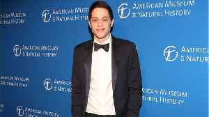 Celebrities And Fans Concerned Over Pete Davidson's Alarming Instagram Post [Video]