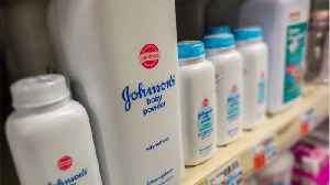 J&J Shares Extend Losses; Company Defends Baby Powder As Safe [Video]