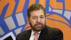 Knicks Owner James Dolan Hints At Selling The Team [Video]